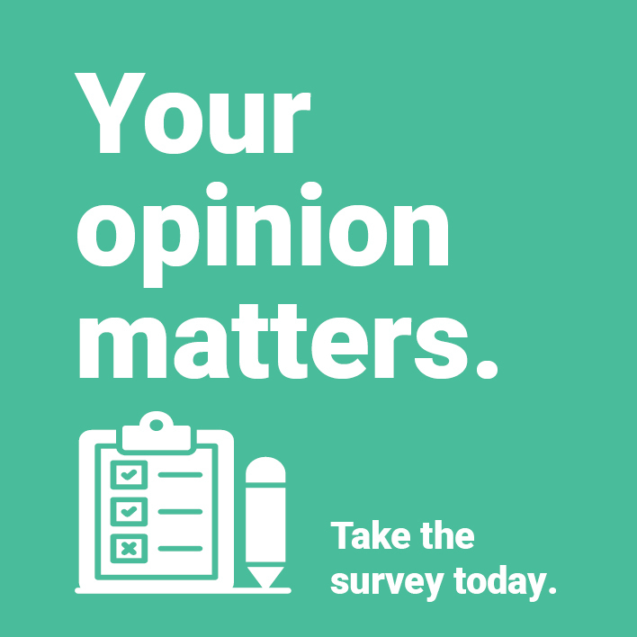 PSA: Your Opinion & Ideas Matter Survey Opportunity