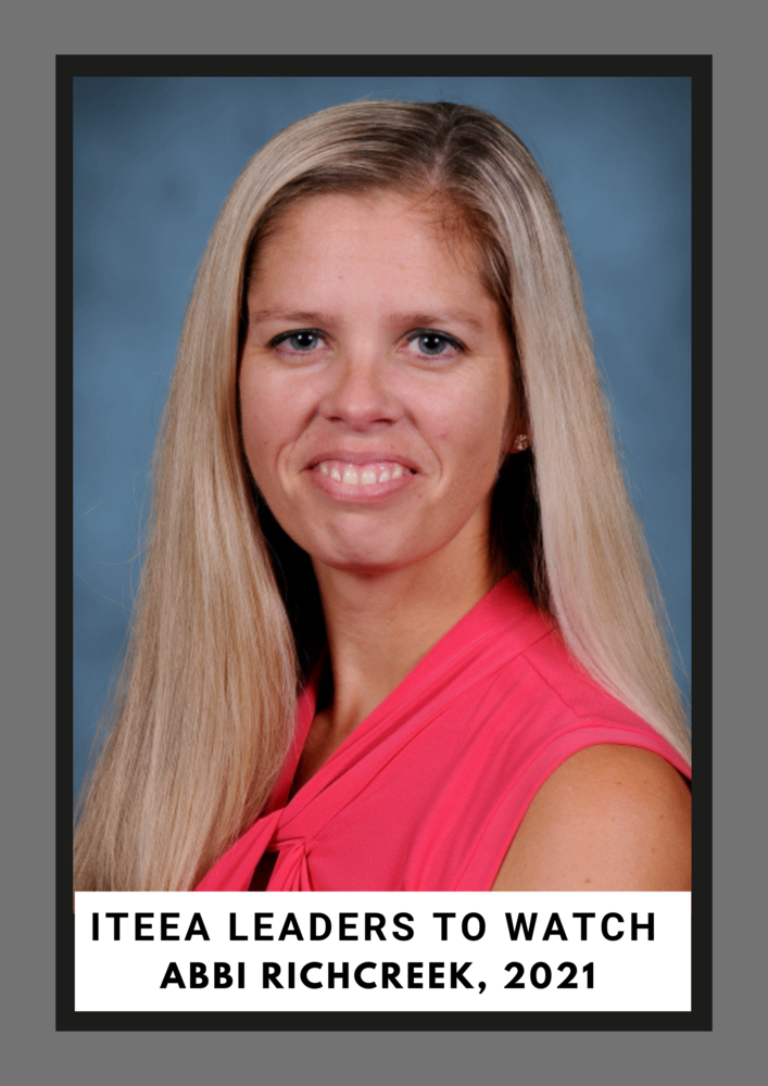 ITEEA Leaders to Watch: Abbi Richcreek