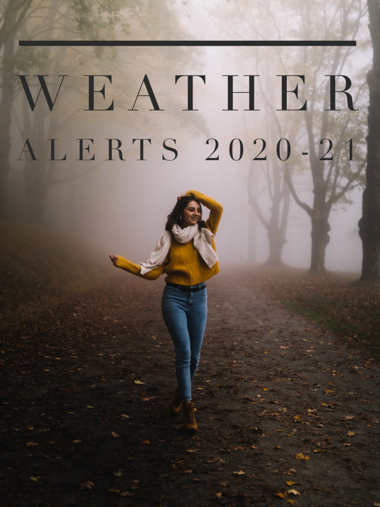 Weather Alert System Notifications