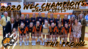 Warsaw Volleyball Achieve Perfection!