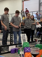 Warsaw Robotics Blended VEX VRC State Qualifier Tournament 2021