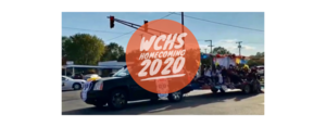 WCHS Homecoming 2020: Parade VIDEO