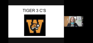 Video: Tiger 3 C's: Go Tigers!