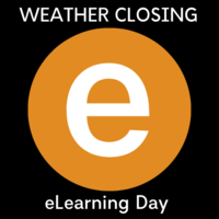 WCS Weather Closing/ eLearning Day