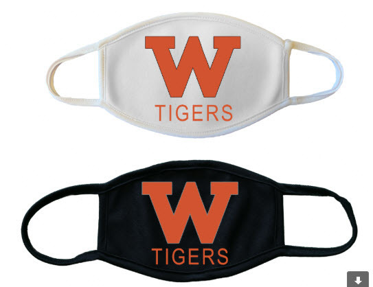 Warsaw Tigers Mask