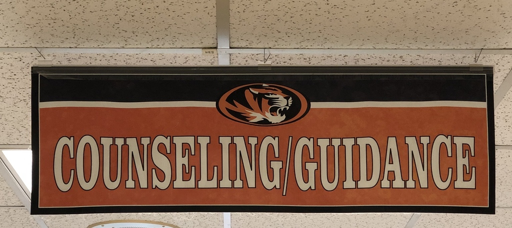 WCHS Counseling Sign