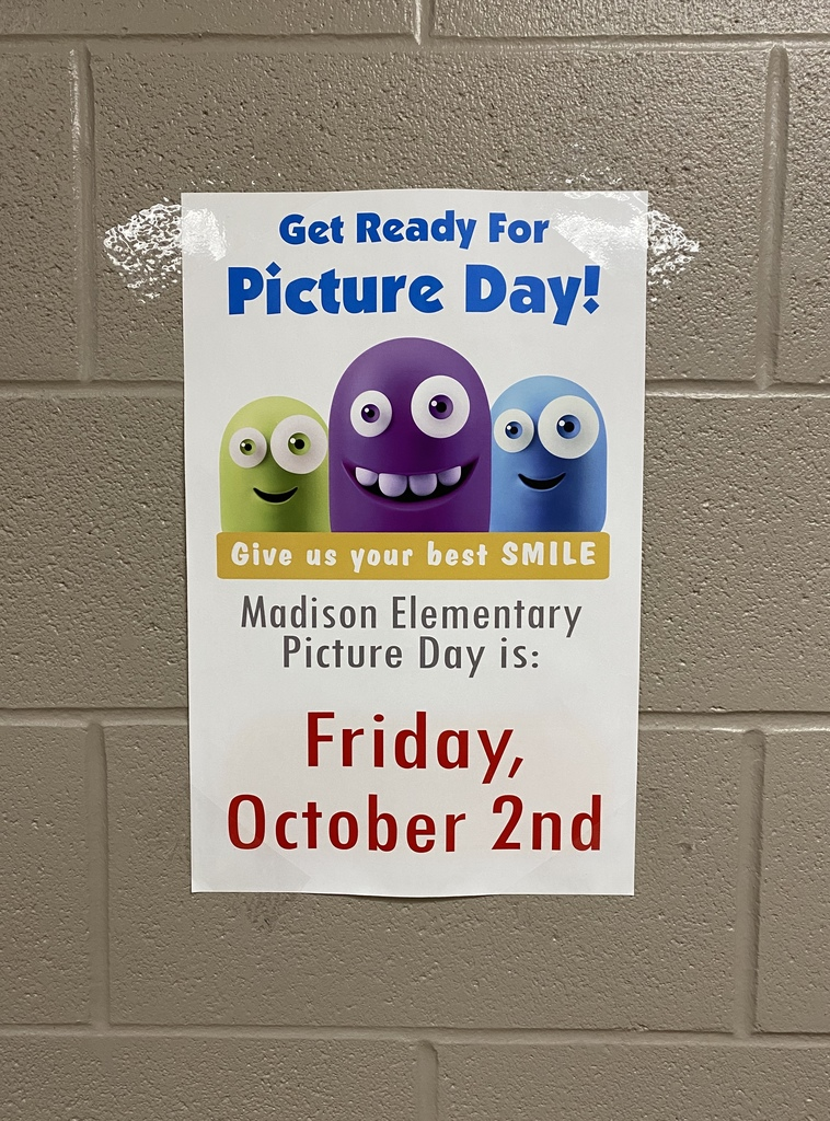 picture day is Oct 2